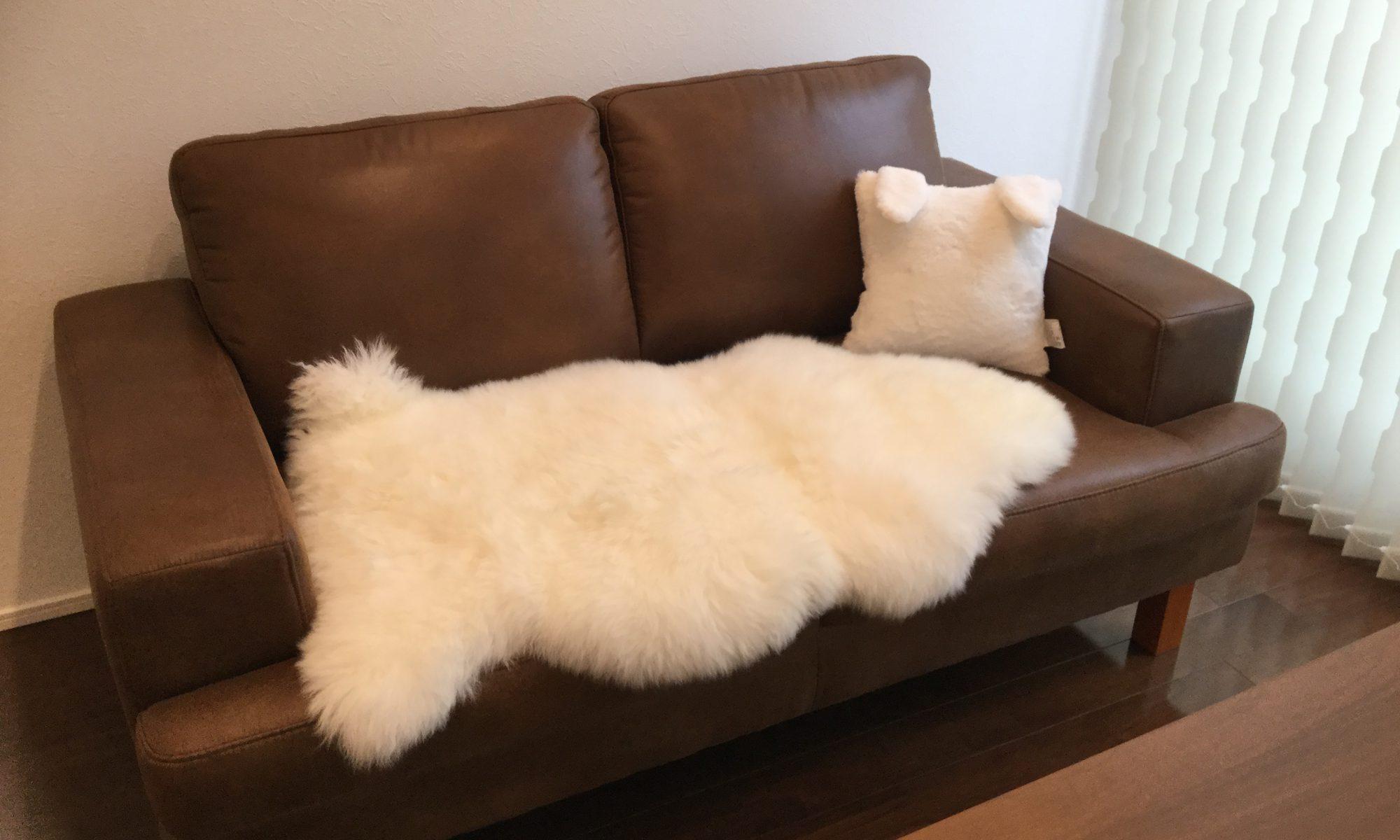 グランツのソファ